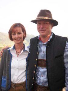 Ulrike und Markus Huber